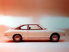 1968 Isuzu 117 Coupe - hubby's little classic car