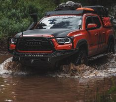 Toyota – One Stop Classic Car News & Tips Tacoma Pro, Tacoma Off Road, Toyota Tacoma 4x4, Tacoma Truck, Toyota Hilux, Toyota Tundra, Overland Tacoma, Best Off Road Vehicles, Tacoma Accessories