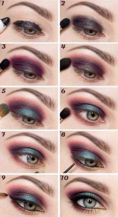 15 Maquillages faciles spécial été à faire en moins de 5 minutes – Page 5 – Astuces de filles