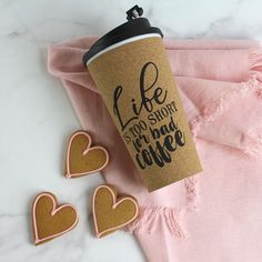 Weekends on the run don't mean sacrificing a good coffee! Our new cork travel mugs will keep your drink warmer for longer, are eco-friendly and cute to boot.  Tap the link in bio to find out more.⠀  .⠀  .⠀  .⠀  #ciroa #travelmug #coffeeontherun #thatscute #thatsdarling #keepcup #lifeistooshortforbadcoffee #coffeetime #coffeelover #coffeeaddict #coffeegram    #Regram via @ByPS8BEjvpz