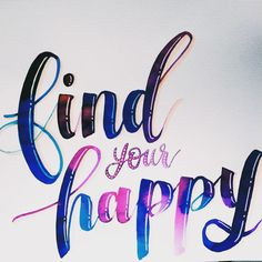 Find.Your.Happy    #letteringgoodvibes @_anjee3 @jciemdesigns @mikala.designs :  #calligraphy #calligraphie  #handtype  #handlettering #word #font #lettering #handlettered #handwriting #brushlettered #letteringchallenge  #dailylettering #calligraphylove #design #art #inspiration #followme #brushpen #watercolor #brushscript #handwritten #lettering #scriptlettering #calligritype #goodtype #moderncalligraphy  #brushcalligraphy #brushlettering  #typography