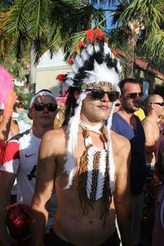 Carnival in St. Barths - Photo (c) pati de saint barth #mardigras #carnival #costume