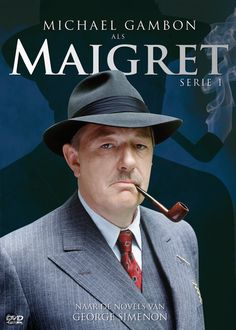 Michael Gambon as Maigret (caraca! Michael Gambon, Madame Antoine, Jules Maigret, Love Tv Series, Australian News, British Things, Patriarchy, David Bowie