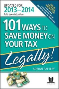 101 Ways To Save Money On Your Tax - Legally! your101ways.com ; http://www.academyofwellness.com