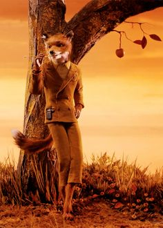 """""""Fantastic Mr. Fox""""  One of my absolutely favourite."""