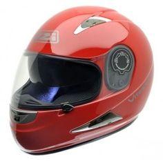 #CASCO NZI, VITESSE II MR ROJO, Casco deportivo para moto.