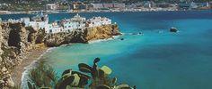 Coast of Spain, Mediterranean Sea