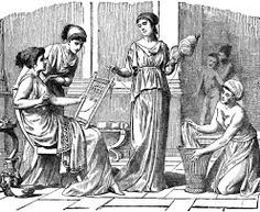 Men of Ancient Rome