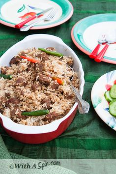 Recipe for Bangladeshi Tehari, an aromatic rice cooked with beef. Also, learn what the difference is between tehari and biryani. Indian Food Recipes, Asian Recipes, Beef Recipes, Cooking Recipes, Ethnic Recipes, Rice Recipes, Bangladeshi Food, Bengali Food, Rice