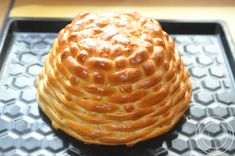 Drożdżowy koszyk wielkanocny - BaBy w kuchni Pain, Bread Recipes, Strawberry, Easter, Homemade, Fruit, Cooking, Food, Food Art