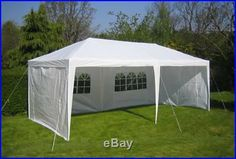 tent awnings for decks Outdoor Canopy Gazebo, Tent Awning, Deck Awnings, Shed, Outdoor Structures, Outdoor Products, Decks, Party, Front Porches