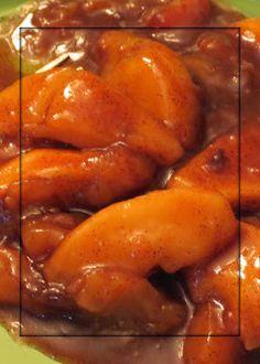 Rebekah's EaTs & TrEaTs: Crock Pot Baked Apples