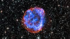 Der Blick ins Universum wirft mehr Fragen auf als er Antworten bietet.