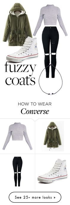 """simple n warm"" by luckyy-14 on Polyvore featuring Converse"