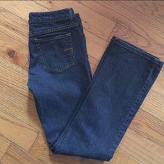 American Rag boot cut jeans size 5R American Rag premium boot cut jeans size 5r. Excellent condition. No trades. American Rag Jeans Boot Cut