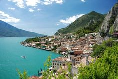 One of my favorite stops along Lago di Garda…the town of Limone.  A very special place in my heart, wonderful memories.