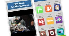 Safe Food Healthy Business launches new food safety app Safety App, Food Safety, Food Alert, New Recipes, Healthy Recipes, Business Launch, Environmental Health, Safe Food, Newspaper