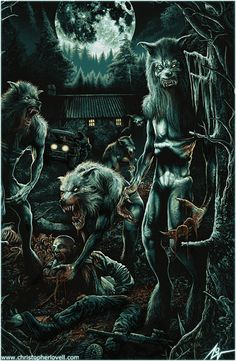 Always wanted to pick up this Fright-Rags piece to add to the collection. Dog Soldiers ftw.