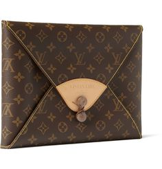 Special Limited Edition Portfolio in Leather Louis Vuitton Case