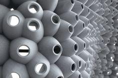 Emerging Objects diseña una casa de sal impresa en 3D