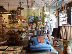 John Derian's Shop NYC (to make it simple, I'll have one of each, please :))