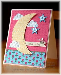 Stampin' Up!  Punch Art  Heather Klump