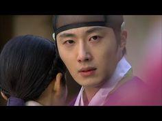 【TVPP】Jung Il Woo - Embrace Ga In, 정일우 - 수현(훤)이 보는 앞에서 가인(월)과 포옹하다 @ Moon embracing the Sun - YouTube