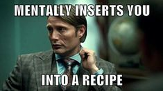 Hannibal, love love love this show.  Acting is superior creepy and writing is wicked.