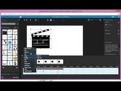 Moovly: Crear vídeos animados