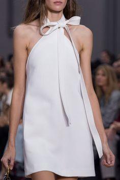 Mature upskirt in white summer dress pt2
