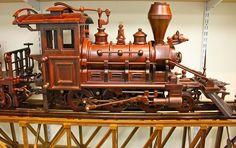 Kostenloses Foto: Modellbahn, Holz Zug - Kostenloses Bild auf Pixabay - 262982