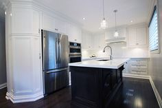 If you're ready to transform your home, our #Toronto #KitchenRenovation experts would love to help you! House buildingSparkles Contact us for more information on our #CustomCabinets and #Construction services. We look forward to speaking with you!  📞 Phone: (905) 707-7756 📬 Email: info@josephkitchens.com 📍 Location: 60 Doncaster Ave #2, Thornhill, ON L3T 1L5  #Kitchens #Kitchen #KitchenRemodel #KitchenCabinets #KitchenRenovations #DreamKitchen #DreamHomes #DreamKitchens… Transitional Kitchen, Custom Cabinets, Cabinet Design, Kitchen Remodel, Toronto, Kitchen Cabinets, House, Home Decor, Custom Closets