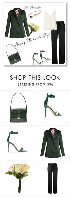"""Love my mummy!!!!!"" by bv-b ❤ liked on Polyvore featuring Christopher Kane, OKA, Marques'Almeida and Anine Bing"