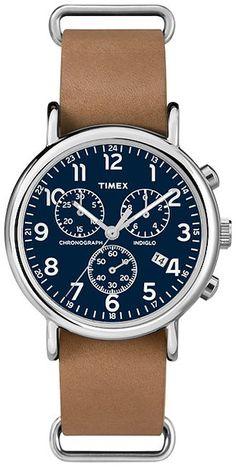 Zegarek męski Timex Weekender TW2P62300 - sklep internetowy www.zegarek.net