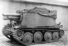 "https://flic.kr/p/rKE6sw   15 cm Schweres Infanteriegeschütz 33 (Sf.) auf Pz.Kpfw. 38(t) Ausf. H ""Grille"" (Sd.Kfz. 138/1)   Courtesy www.net-maquettes.com"