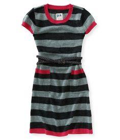 Kids' Striped Sweater Dress - PS From Aeropostale