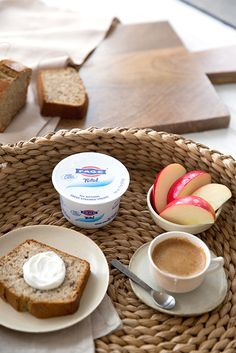 A cup of FAGE Total Classic makes for a delicious breakfast spread.