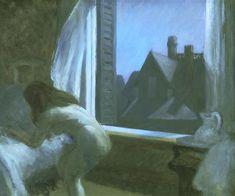 Edward Hopper, Moonlight Interior, 1921-1923
