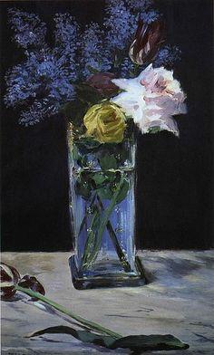 Édouard Manet. So Beautiful.