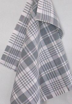Tea Towels Hand Towels Dish Towels Tea Towel Kitchen Towels Linen Towel Linen Hand Towels Linen Dish Towel Gray White Tea Towels Linen by Initasworks on Etsy
