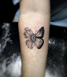 Tatuagem de girassol: 85 opções lindas para registrar na pele