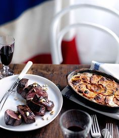 Game meat recipes :: Gourmet Traveller