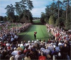 TIGER WOODS...2001 MASTERS