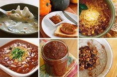 Fall Recipes food-glorious-food