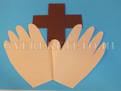 13. állomás: Jézus testét leveszik a keresztről és anyja ölébe helyezik