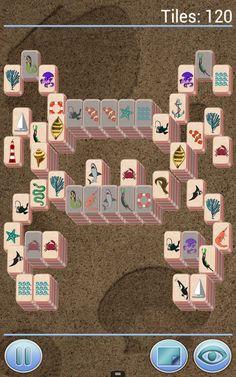 Mahjong 3 - screenshot