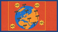 Can the sun cool down Earth?   Keep it in the ground