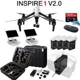 DJI Inspire 1 V2.0 Bundle with 2 Controllers, 4 Batteries + Charging Hub (Charge all batteries at the same time) + Professional Case + 64GB Extreme Pro MicroSD Card and more... - http://dronesheaven.ianjweboffers.com/dji-inspire-1-v2-0-bundle-with-2-controllers-4-batteries-charging-hub-charge-all-batteries-at-the-same-time-professional-case-64gb-extreme-pro-microsd-card-and-more/