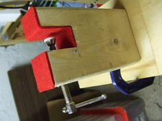 Snowboard Tuning Bench Plans | woodworking class
