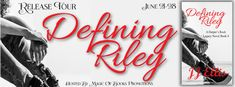 Rising Indies United: Release Tour: Defining Riley by JJ Ellis (Young Ad...